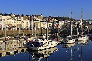 Albert Marina, St. Peter Port, Guernsey, Channel Islands, United Kingdom, Europe