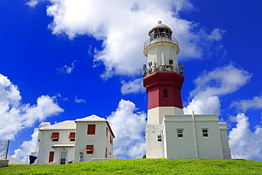 St. David's Lighthouse, St. David's Island, St. George's Parish, Bermuda, Central America