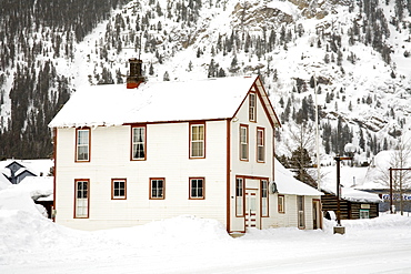 City of Frisco, Rocky Mountains, Colorado, United States of America, North America