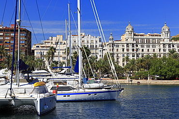 Marina, Alicante, Costa Blanca, Spain, Europe