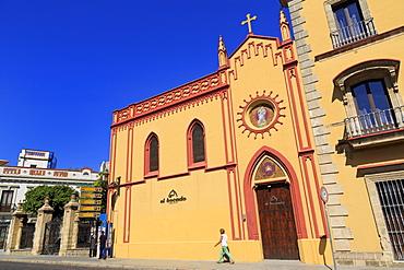 Holy Trinity Church, Jerez de la Frontera, Andalusia, Spain, Europe
