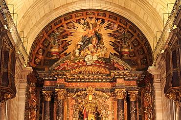 San Jorge Church, La Coruna City, Galicia, Spain, Europe