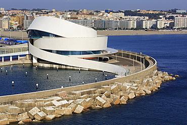 Cruise Ship Terminal, Leixoes Port, Porto City, Portugal, Europe