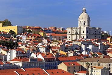 National Pantheon, Alfama District, Lisbon, Portugal, Europe