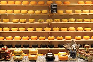 Cheese Factory, Volendam, North Holland, Netherlands, Europe