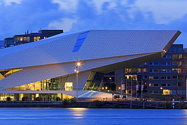 EYE Film Museum, North District, Amsterdam, North Holland, Netherlands, Europe