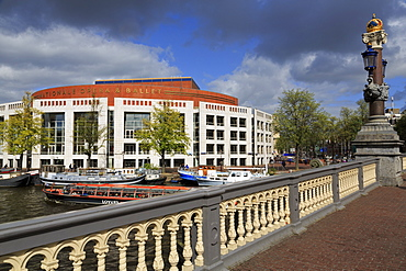 National Opera and Ballet Theatre, Amsterdam, North Holland, Netherlands, Europe