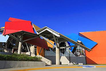Biomuseum, Amador District, Panama City, Panama, Central America