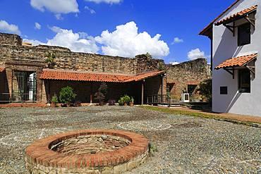 Santo Domingo Church, Old Town, Panama City, Panama, Central America