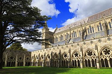 Salisbury Cathedral, Wiltshire, England, United Kingdom, Europe