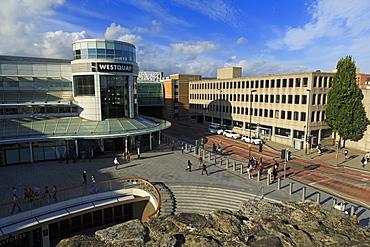 Westquay Shopping Mall, Southampton, Hampshire, England, United Kingdom, Europe