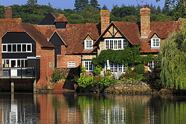 Beaulieu Village, New Forest, Hampshire, England, United Kingdom, Europe