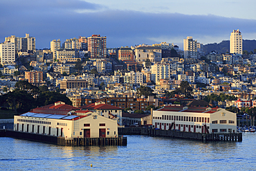 Fort Mason, San Francisco, California, United States of America, North America