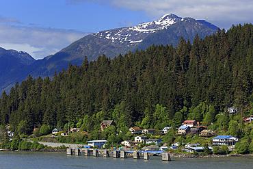 Ferry Terminal, Wrangel, Alaska, United States of America, North America
