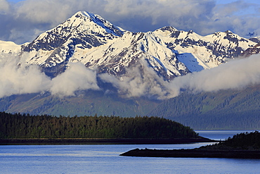 Chilkoot Inlet, Lynn Canal, Haines, Alaska, United States of America, North America