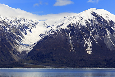 Hubbard Glacier, Disenchantment Bay, Alaska, United States of America, North America