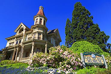 Flavel House Museum, Astoria, Oregon, United States of America, North America