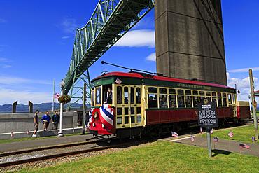 Maritime Memorial Park, Astoria, Oregon, United States of America, North America