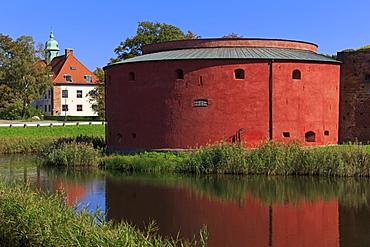 Malmohus Castle and Museum, Malmo, Skane County, Sweden, Scandinavia, Europe