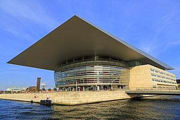 The Opera House, Copenhagen, Zealand, Denmark, Scandinavia, Europe