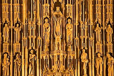 St. Thomas Church, 5th Avenue, Midtown Manhattan, New York City, New York, United States of America, North America