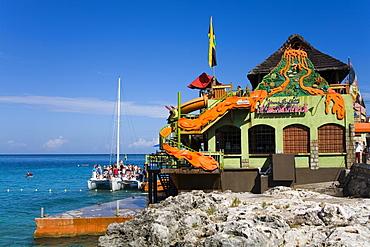 Margaritaville Pub on the Hip Strip, Montego Bay, Jamaica, West Indies, Caribbean, Central America