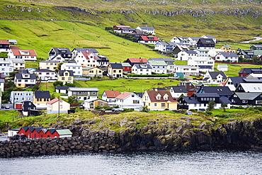 Port of Torshavn, Faroe Islands, Kingdom of Denmark, Europe