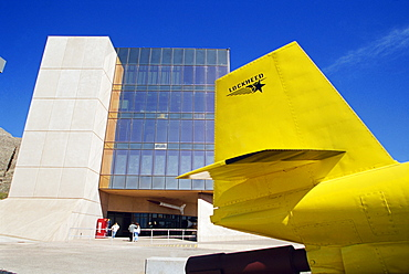 Air and Space Park, Museum of Space History, Alamogordo, New Mexico, United States of America, North America