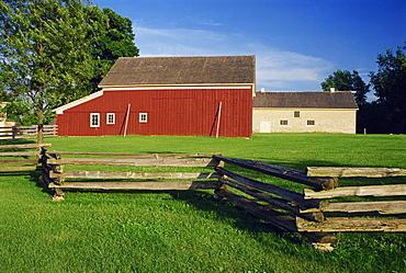 Trimborn Farm County Park, Milwaukee, Wisconsin, United States of America, North America