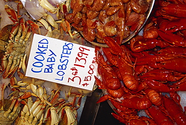Fish market, Pike Place Market, Seattle, Washington state, United States of America, North America