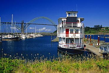 South Beach Marina, Newport Harbor, Oregon, United States of America, North America