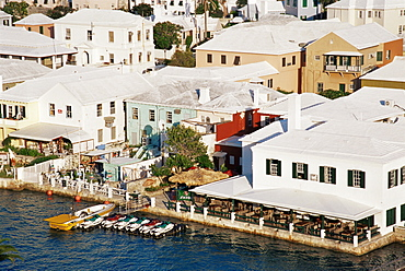 Town of St. George, Bermuda, Central America