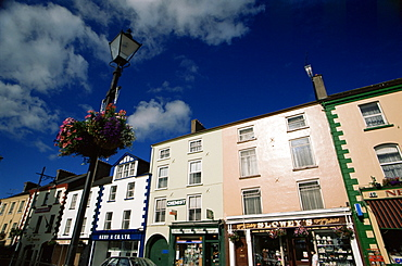 Clones Town, County Monaghan, Ulster, Republic of Ireland, Europe