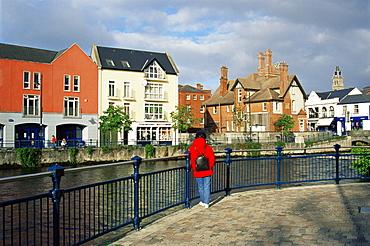 Sligo Town, County Sligo, Connacht, Republic of Ireland, Europe