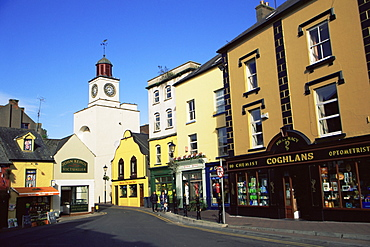 Town of Carrick-on-Suir, County Tipperary, Munster, Republic of Ireland, Europe