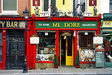Dore's store, High Street, Kilkenny City, County Kilkenny, Leinster, Republic of Ireland, Europe
