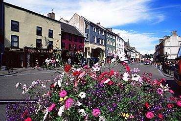 Parliament Street, Kilkenny City, County Kilkenny, Leinster, Republic of Ireland, Europe