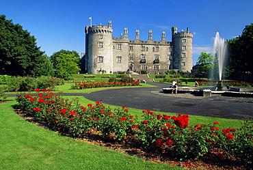 Kilkenny Castle, County Kilkenny, Leinster, Republic of Ireland, Europe