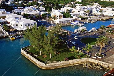 Ordnance Island, town of St. George, Bermuda, Central America