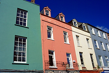 Oliver Plunkett Street, Cork City, County Cork, Munster, Republic of Ireland, Europe