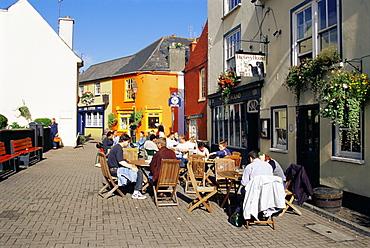 Newman's Mall, Kinsale, County Cork, Munster, Republic of Ireland, Europe