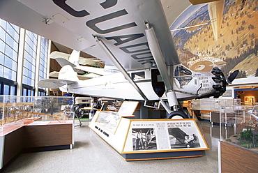 Aerospace Museum, Balboa Park, San Diego, California, United States of America, North America