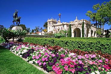 House of Hospitality, Balboa Park, San Diego, California, United States of America, North America