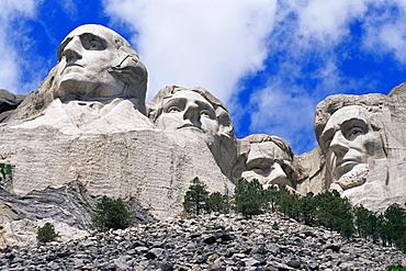 Mount Rushmore National Park, Black Hills, South Dakota, United States of America, North America