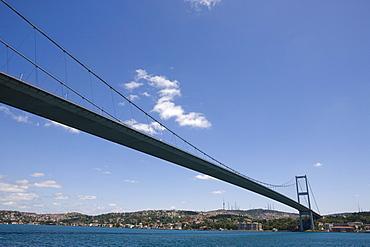 Bosphorus Bridge, Istanbul, Turkey, Europe
