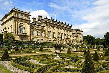 Gardens of Harewood House, Leeds, West Yorkshire, England, United Kingdom, Europe