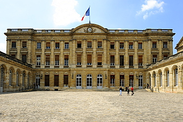Hotel de Ville (Town Hall), Bordeaux, UNESCO World Heritage Site, Gironde, Aquitaine, France, Europe