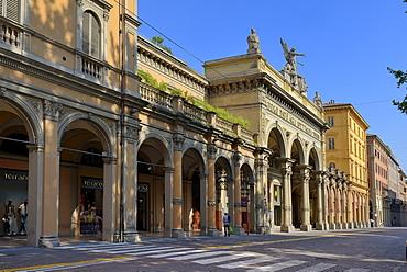 Teatro Arena del Sole, Emilia Romagna Teatro Fondazione, Via Dell'Indipendenza, Bologna, Emilia-Romagna, Italy, Europe
