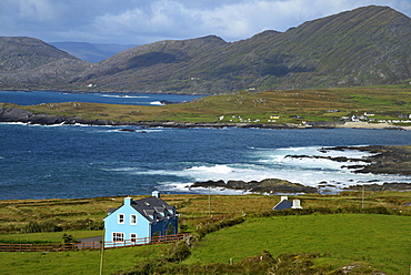 Ballydonegan Bay, Ring of Beara, Beara Peninsular, Wild Atlantic Way, County Cork, Munster, Republic of Ireland, Europe