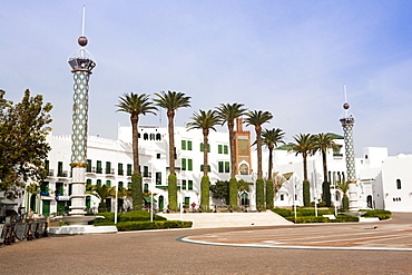 Royal Palace, Tetouan, Morocco, North Africa, Africa